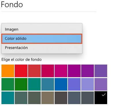 """Fondos de pantalla de Windows 10... Cómo poner un fondo diferente. Desde la función """"Personalizar"""". Nota"""