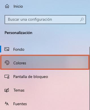Fondos de pantalla de Windows 10... Personaliza tu escritorio por completo. Paso 2