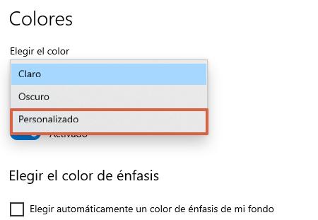 Fondos de pantalla de Windows 10... Personaliza tu escritorio por completo. Paso 3