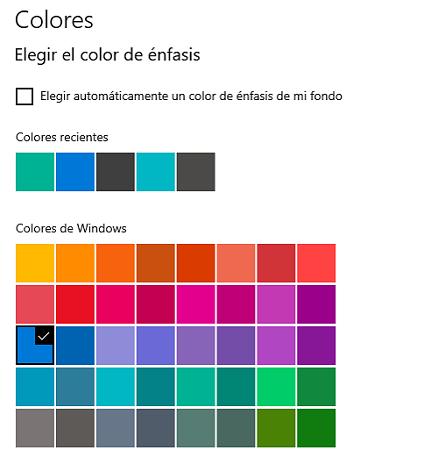 Fondos de pantalla de Windows 10... Personaliza tu escritorio por completo. Paso 5