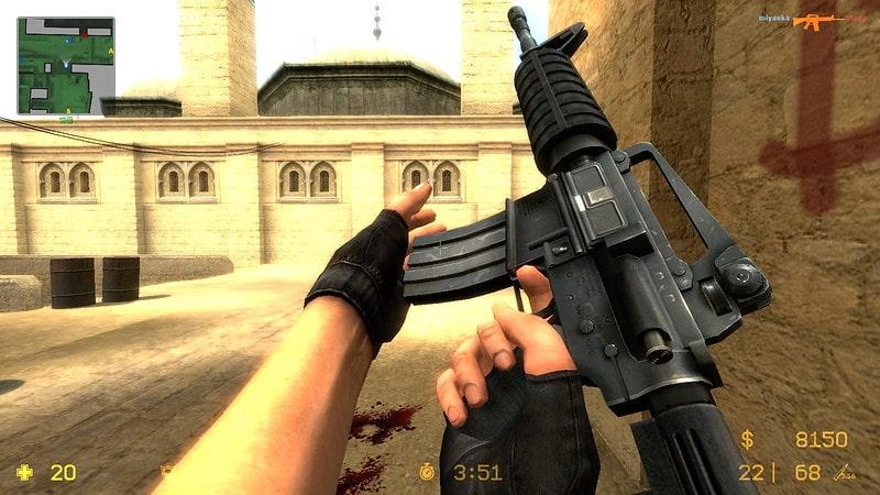 Juegos de armas para PC descarga los mejores juegos shooter gratuitos