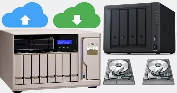 Mejores servidores NAS del mercado