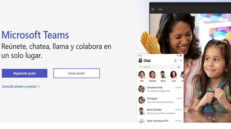 Microsoft Teams guía práctica para registrarte, crear tu equipo y realizar videoconferencias