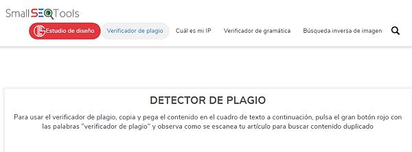 Plagiarism Checker (Verificador de Plagio)