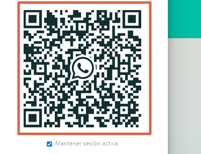 Vincular cuenta con código QR para iniciar sesión en WhatsApp Desktop o Web paso 3