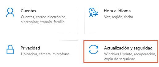restablecer windows 10 recupera el estado original sin perder archivos desde las configuraciones paso 1