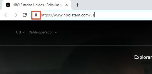 Cómo activar Adobe Flash para ver HBO desde las configuraciones del sitio web paso 2