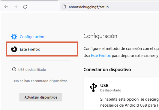 Cómo activar Adobe Flash para ver HBO usando el emulador Ruffle en Firefox paso 2
