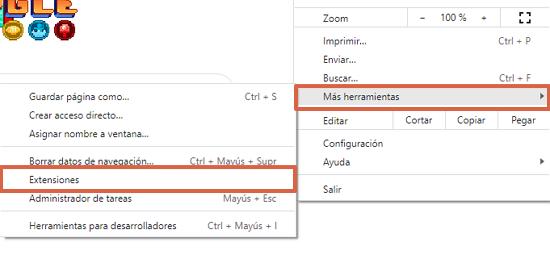 Cómo activar Adobe Flash para ver HBO usando el emulador Ruffle en Google Chrome paso 4