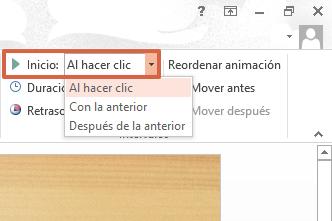 Cómo agregar una animación en PowerPoint paso 5