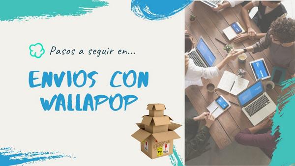Cómo realizar el envío en Wallapop
