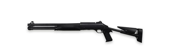 Tipos de armas y sus características. Escopetas. M1014