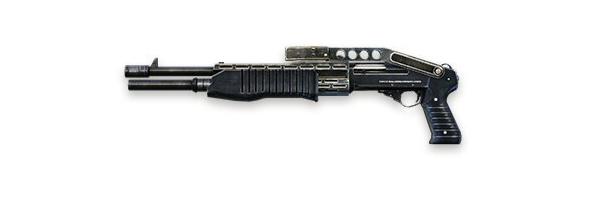 Tipos de armas y sus características. Escopetas. SPAS12