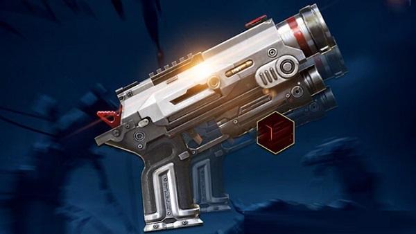 Tipos de armas y sus características. Pistolas. Cañón de mano