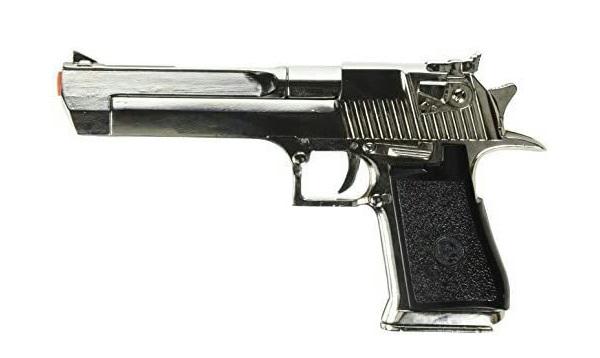 Tipos de armas y sus características. Pistolas. Desert Eagle
