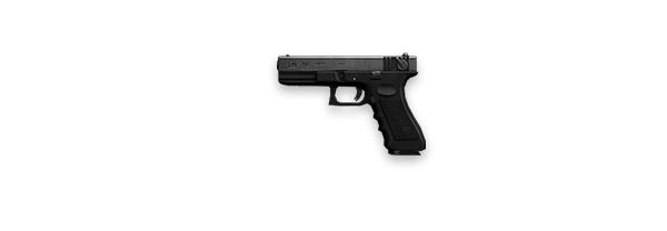 Tipos de armas y sus características. Pistolas. G18