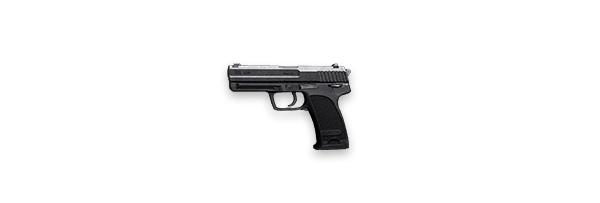 Tipos de armas y sus características. Pistolas. USP
