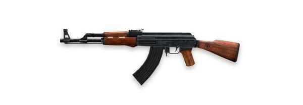 Tipos de armas y sus características. Rifles de asalto. AK