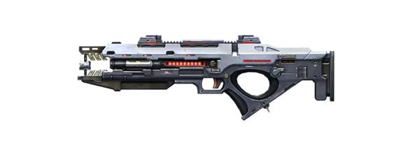 Tipos de armas y sus características. Rifles de asalto. ARMA DE PLASMA