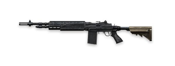 Tipos de armas y sus características. Rifles de asalto. M14