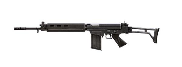 Tipos de armas y sus características. Rifles de asalto. PARAFAL