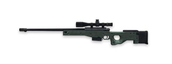 Tipos de armas y sus características. Rifles de francotirador. AWM