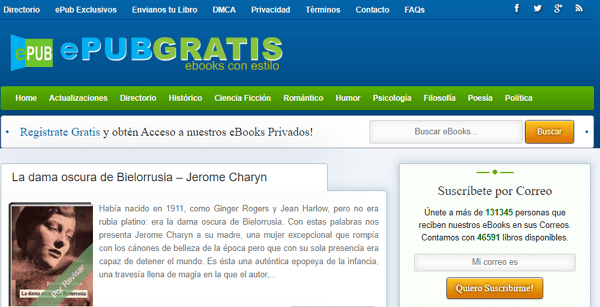 ePubGratis