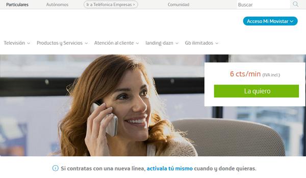 Cómo conseguir número virtual gratis para WhatsApp adquiriendo un plan sin tarifa en Movistar