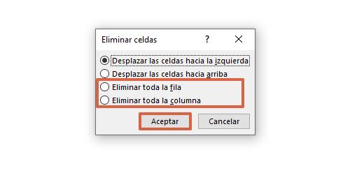 Cómo eliminar celdas, columnas y filas de una tabla en Word utilizando el clic derecho paso 4