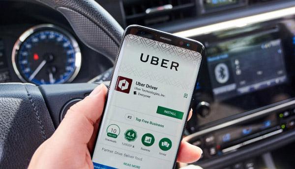 Cómo funciona Uber