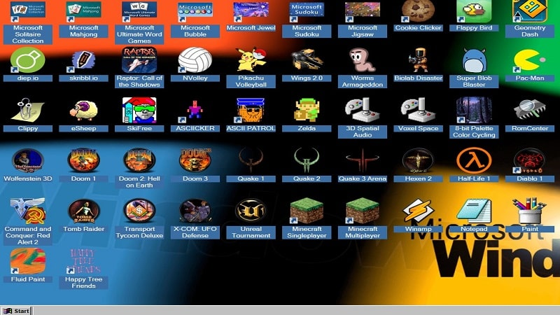 EmuOS juegos clásicos gratis online desde el navegador
