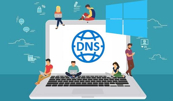 Errores del servidor DNS