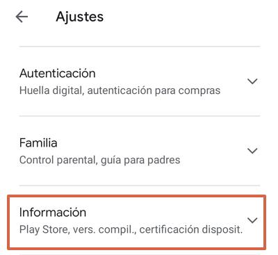 Google Play Store se detuvo causas y soluciones. Qué hacer si sale el error Google Play se ha detenido. Actualizar. Paso 2