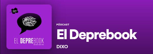 Los mejores podcast de Spotify. Actualidad. El DepreBook