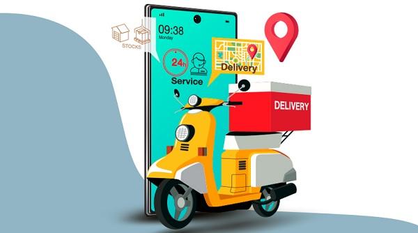 Cómo funciona el servicio de delivery