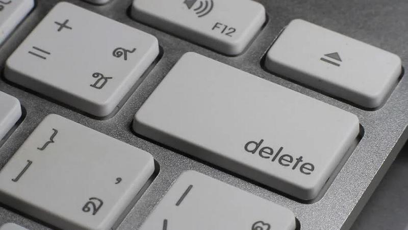 Tecla DelSupr cuál es, por qué es importante